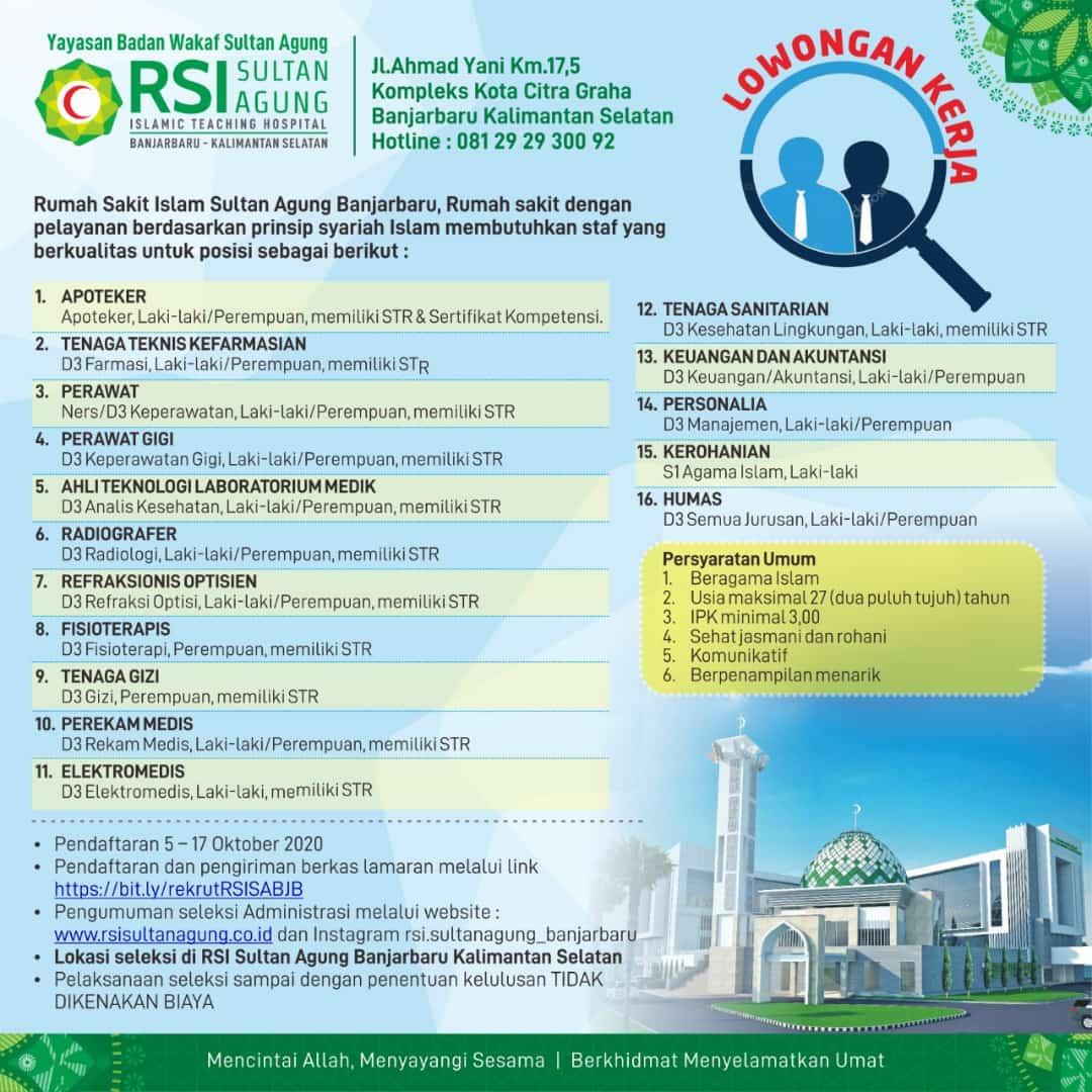 Lowongan Kerja Keperawatan Semarang