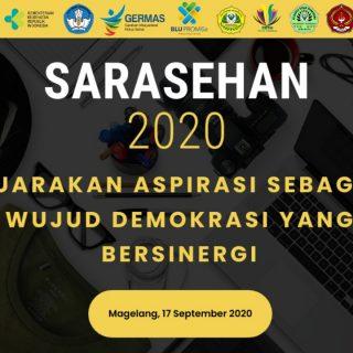 Banner sarasehan