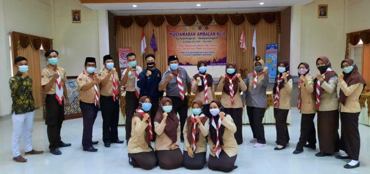 Musyawarah Amabalan Ke-II yang dilaksanakan oleh Ambalan Suryaningrat - Sedyaningsih